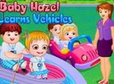 Baby Hazel học cùng bạn