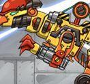 Lắp ghép robot khủng long 3