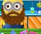 Cạo râu cho Minion