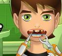 Chữa răng cho Ben 10