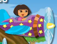 Dora hộ tống máy bay