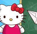 Hello Kitty gấp giấy Origami