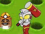 Ultraman đập chuột chũi