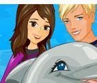 choi game Xiếc cá heo 2