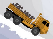 Xe tải chở than