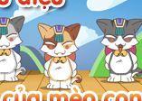 Vũ điệu của mèo con