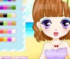 choi game Romantic Beach Wedding