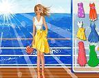 Thời trang bạn gái nghỉ hè