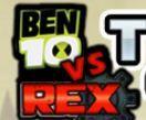 Ben 10 Đua Xe Vs Rex