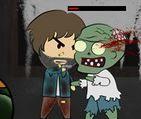 Đối mặt với zombie