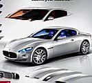 Độ xe Maserati chuyên nghiệp