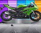 Sửa xe  Kawasaki Ninja 2018