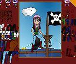 Thời trang cướp biển quyến rũ