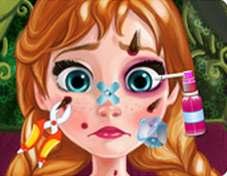 Công chúa Anna bị thương