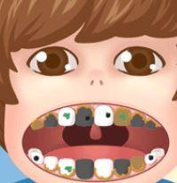 Chữa răng cho ngôi sao nhạc POP