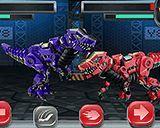 Lắp ghép Robot khủng long chiến đấu