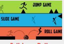 Fall Jump Roll