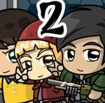 choi game Truy đuổi zombie 2