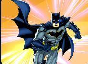 Siêu nhân Batman chạy trốn