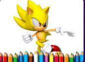 Tô màu Sonic