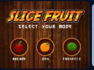 choi game Cắt hoa quả