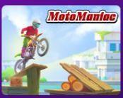 Lái moto điên